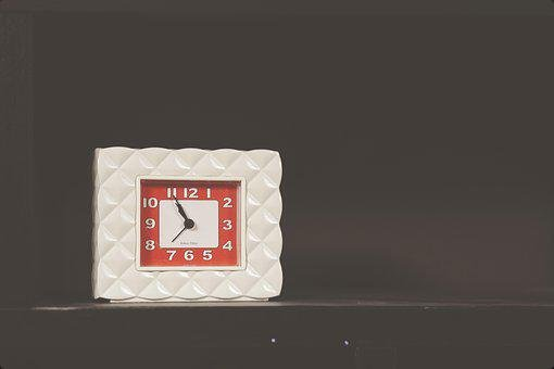 Time, Clock, Alarm, Minutes, Antique, Hours, Work