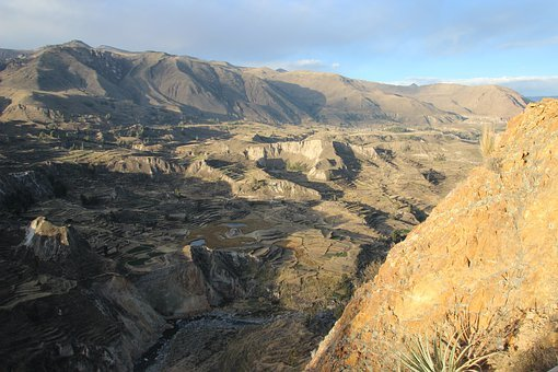 Valley, Peru, Landscape, Tourism, Travel