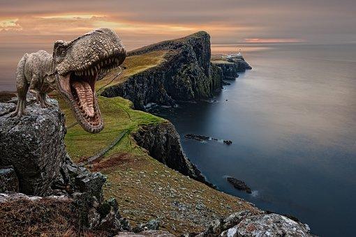 Dinosaur, Scotland, United Kingdom