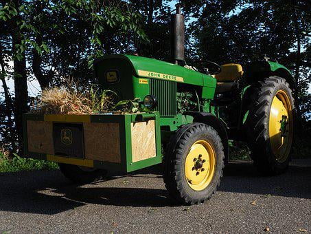 Tractor, Bulldog, Tractors, Working Machine, Oldtimer