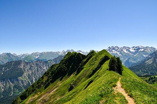 Allgau, Alpine, Austria, Bavaria, Bavarian