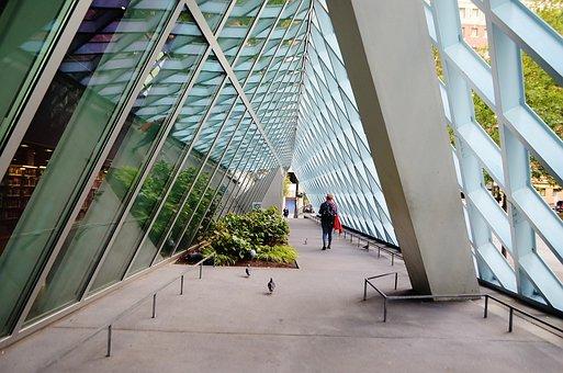 Seattle, Washington, City, Architecture, Urban, America