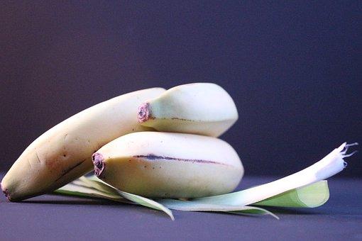 Banana, Fruit, Bananas, Healthy, Food, Yellow, Health