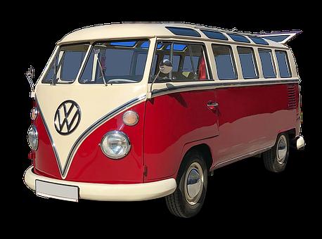 Vw, Bulli, Bus, T1, Samba Bulli, Volkswagen, Cult