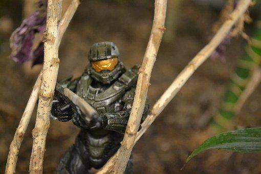 Sniper, Soldier, War, Weapon, Combat, Battle, Man
