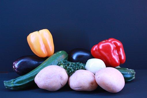 Vegetables, Paprika, Cook, Food, Healthy, Red, Eat