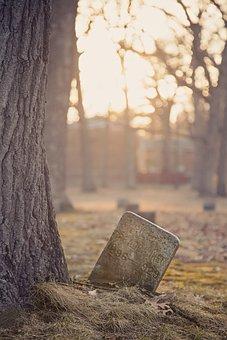 Death, Cemetery, Graveyard, Cemetary, Tombstone