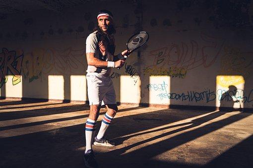 Tennis, Tennis Player, Sport, Dynamics, Tennis Racket
