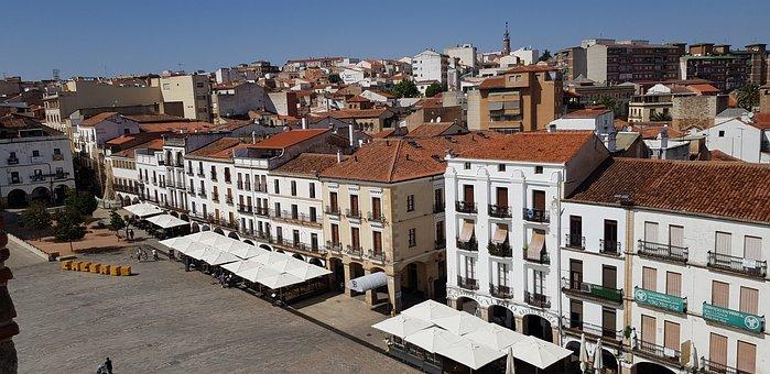 Cáceres, Extremadura, City, Spain