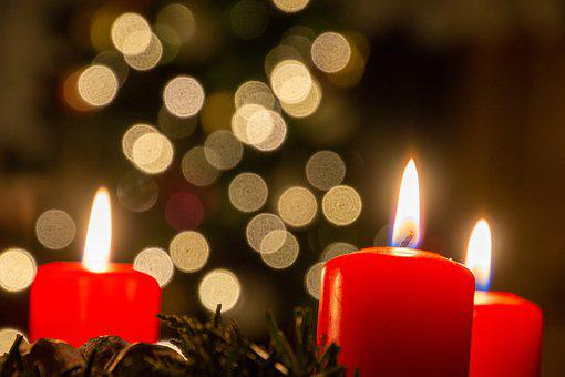 Christmas, Candle, Candles, Festivals, Light