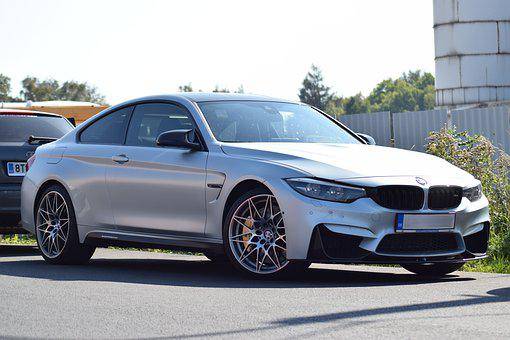 Bmw, M4, Vehicle, Luxury, Automobile, Quickly, Glossy