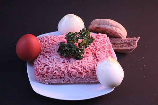 Mett, Hack, Raw, Minced Meat, Meat, Kitchen
