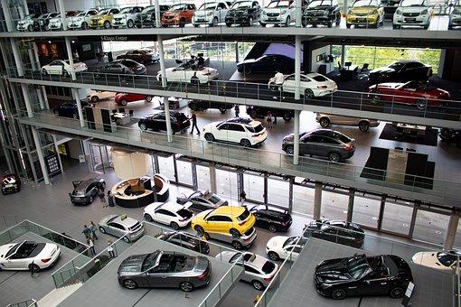 Mercedes, Branch, Munich, Automotive, Auto, Company