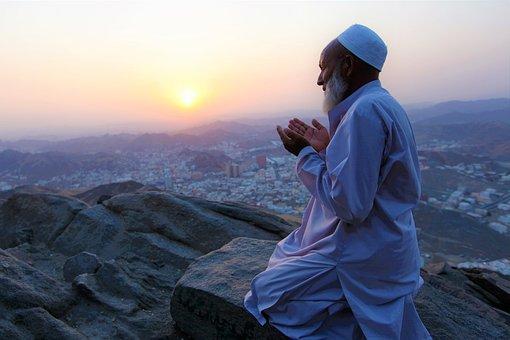 Prayer, Muslim, Religion, Hira, Nur, Islam, Religious