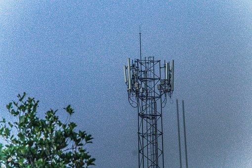 Pole Signal Phone, Telecommunications, Antenna