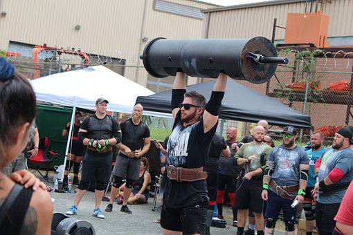 Sports, Sport, Strongman, Exercise, Training, Strong