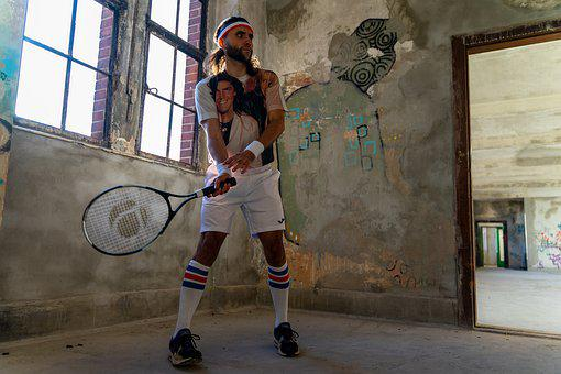 Tennis, Tennis Player, Sport, Dynamics, Tennis Racket