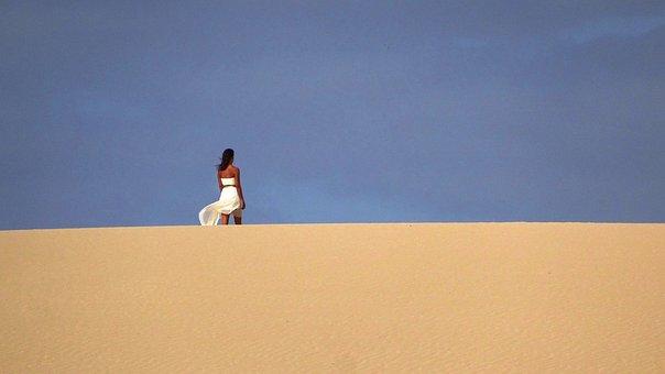 Sand, Canary Islands, Fuerteventura, Vacations, Summer
