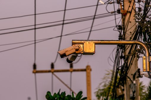 The Camera, Closed Circuit, Security, Cctv, Spy, View