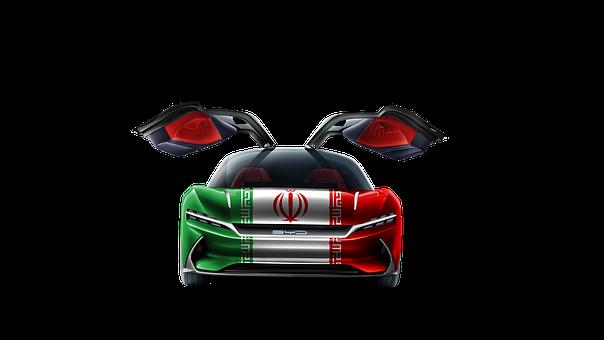 Car, Iran, Tajikistan, Afghanistan
