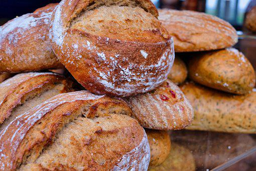 Bread, Breads, Food, Bake, Nutrition, Baked, Market