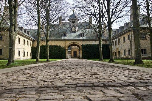 Belton, Estate, Entrance, Historic, Landmark, Heritage