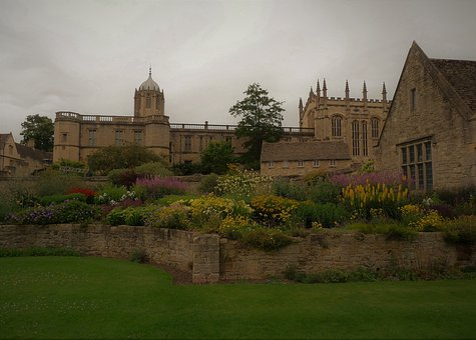 Architecture, Oxford, University, Campus