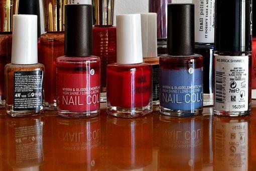 Nails, Color, Polish, Cosmetics, Manicure, Fingernails