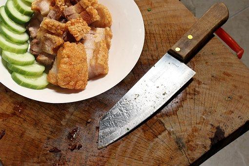 Crispy Pork, Pig, Food, Frame, Cook