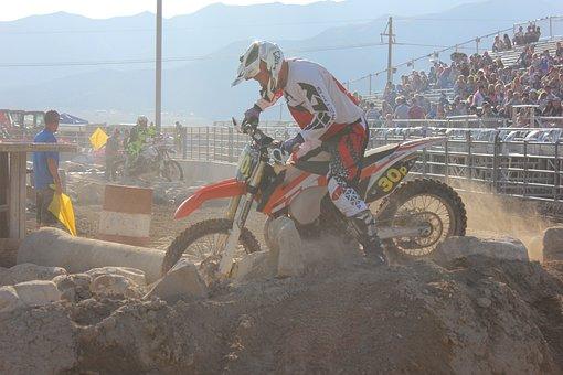 Motocross, Motorcycle, Extreme, Motorbike, Dirt, Enduro