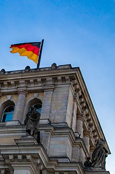 Flag, Germany, Policy, German, Euro, Flutter, Freedom