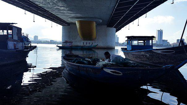 Da Nang, The Legs Underneath, For It, Han River, Times