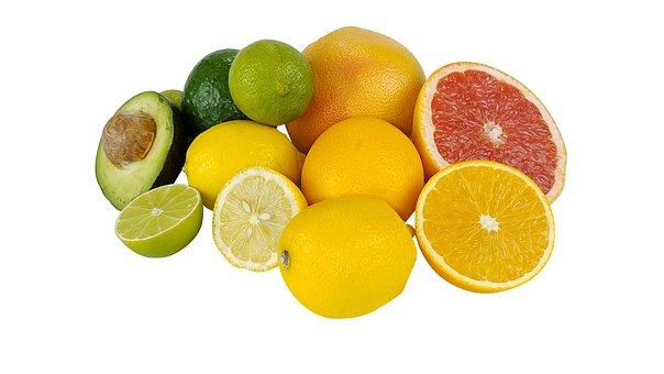 Fruit, Tropical Fruits, Orange, Fruits, Eat, Lemon