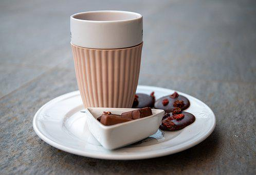 Cup, Chocolate, Drink, Winter, Beverages, Hot