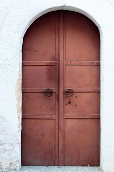 Door, Entrance, House, Old Architecture, Old House
