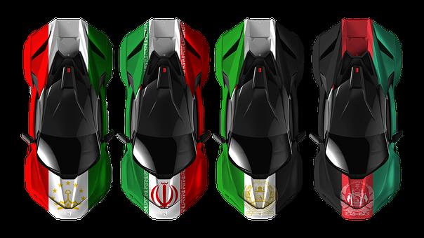 Car, Lykan, Iran, Tajikistan