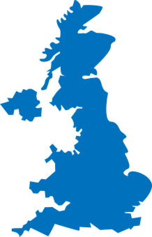 United, Kingdom, Map, Great, Britain, England, Ireland