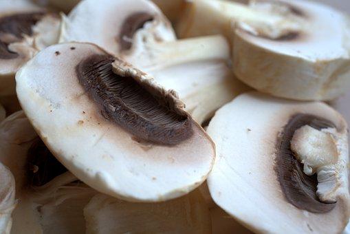 Mushroom, Cook, Food, Delicious, Fresh, Kitchen