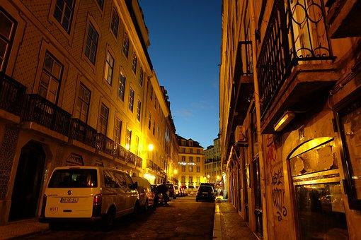 Lisbon, Travel, Portugal, City, Europe, Architecture