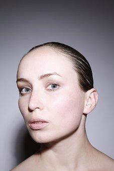 Natural, Face, Woman, Beauty, Portrait, Female, Head