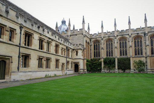 Oxford, University, Architecture