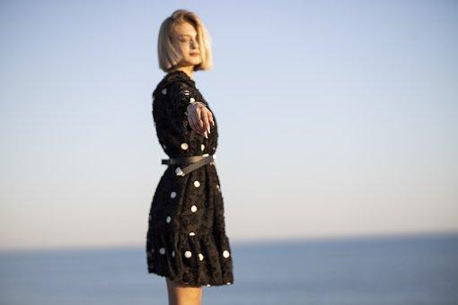 Fashion, Woman, Dress, Girl, Human, Portrait, Model