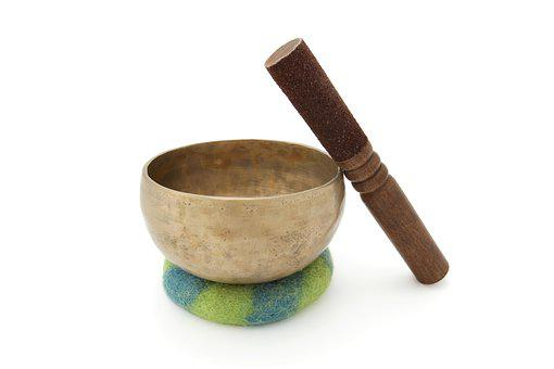 The Singing Bush, Tibetan Bowl, Antique Bowl, Buddhism