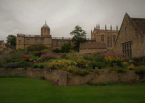 Architecture, Oxford, University, Campus, Education