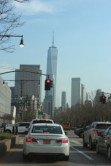 New York Street, Ground Zero, World Trade Center