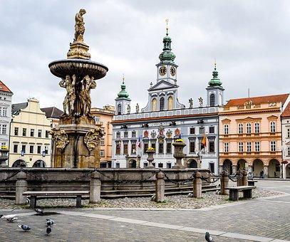 Budweis, Budejovice, Czech Republic, české Budějovice