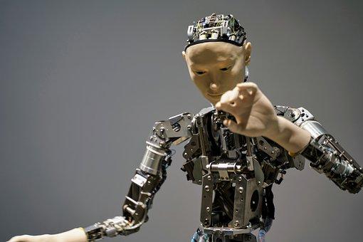Robot, Machinery, Android, Ai, Machine, Future, Metal