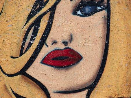 Graffiti, Street Art, Art, Wall, Color, Mural
