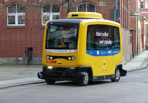 Vehicle, Autonomous, Autonomous Driving, Automatically