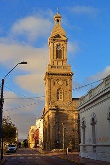 Chile, La Serena, City, Urban, Architecture, Building